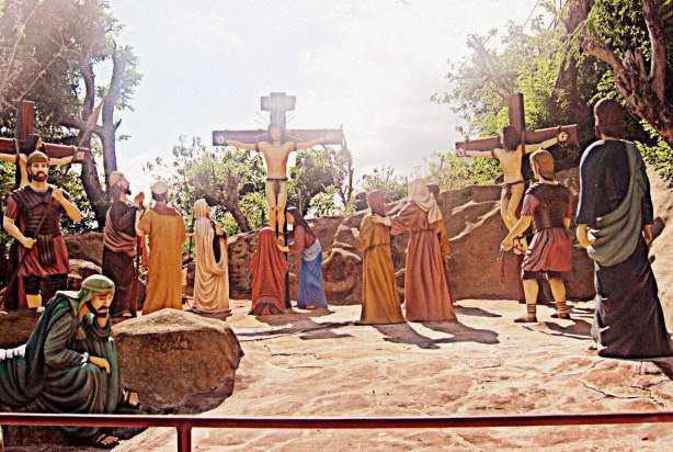 Station of the Cross at Garin Farm