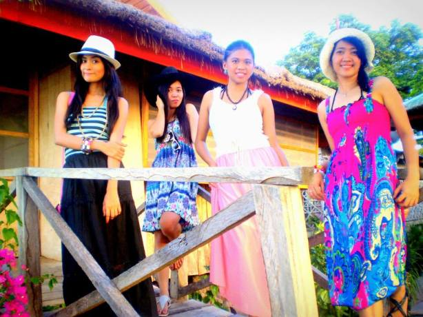 Fashion Breakers in Sicogon Island