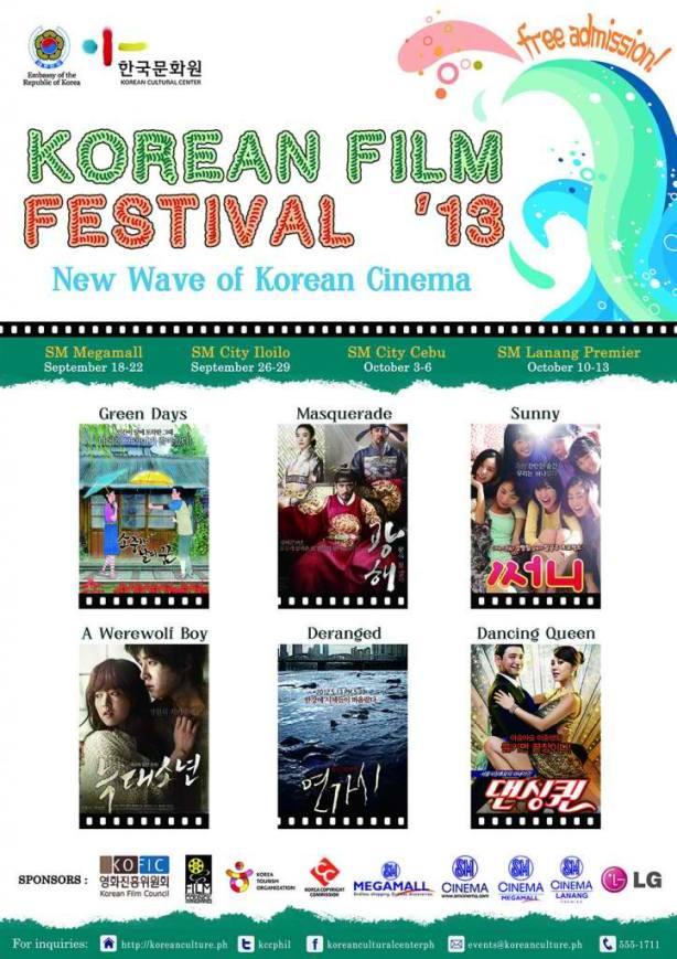 Korean Film Festival 2013