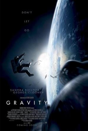 Gravity starring Sandra Bullock