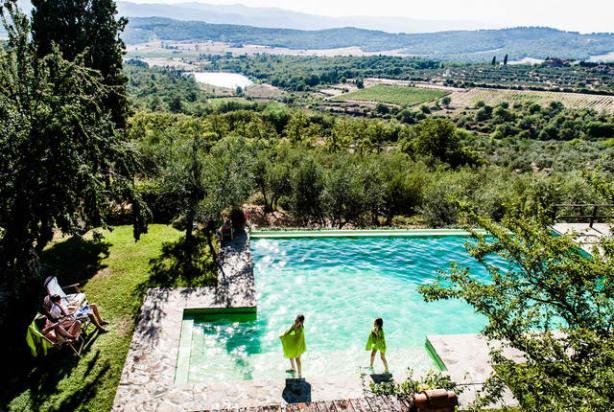 Rent a Villa in Tuscany, Italy