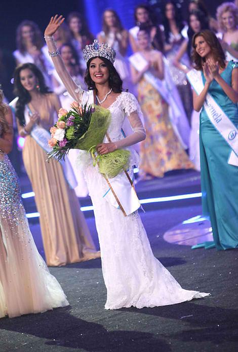 Miss Supranational 2013 Mutya Datul