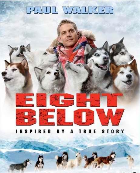 Paul Walker Eight Below 2006
