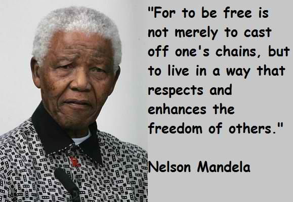 Nelson Mandela Quotes: Reliving Nelson Mandela Through Words