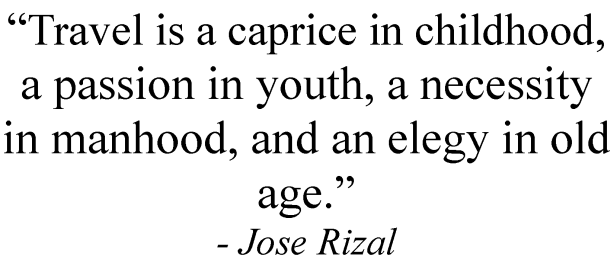 jose rizal quotes English