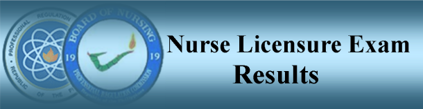 Philippine Nurse Licensure Exam Results