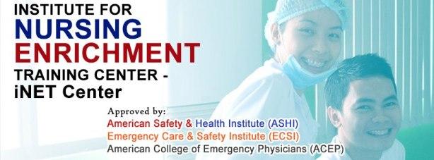 Institute for Nursing Enrichment Training Center