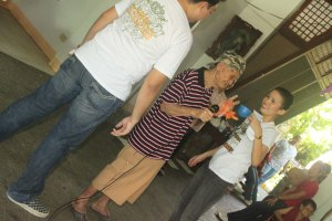 Asilo de Molo, Hospice Care Facility, Gerontological Nursing