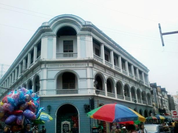 Iloilo Historical Buildings, Dinagyang Festival 2015