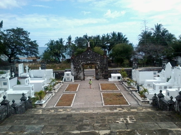 Campo Sancto de San Joaquin in Iloilo, Philippines