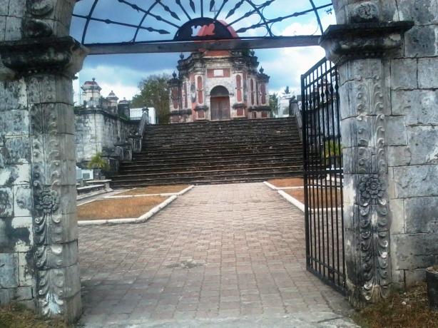 Campo Sancto de San Joaquin in Iloilo