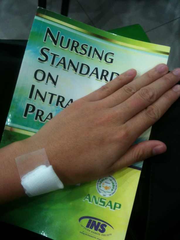 Intravenous Therapy Training
