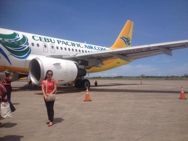 Traveling with Cebu Pacific Air