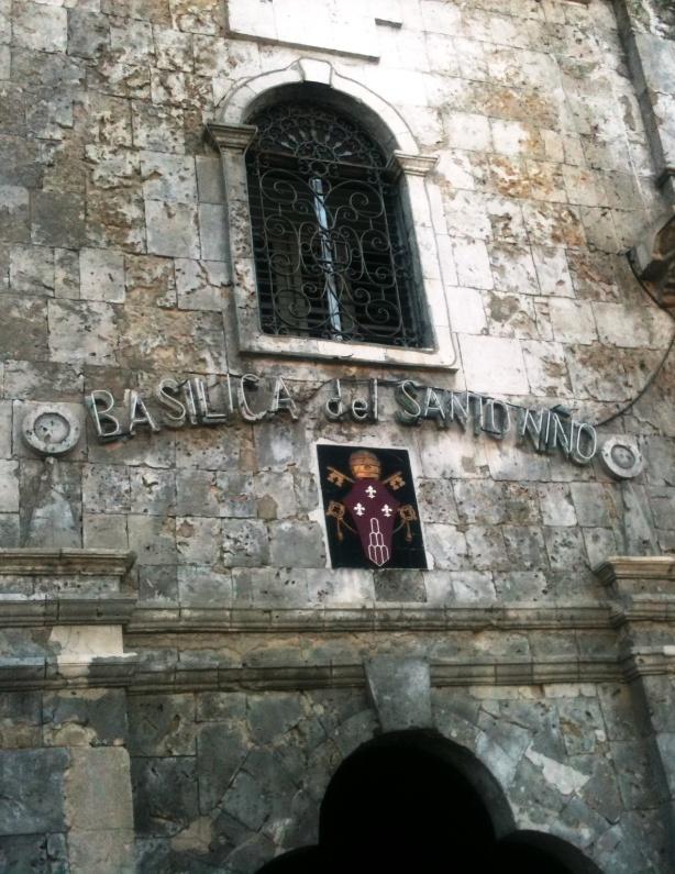 Basilica del Sto. Niño de Cebu